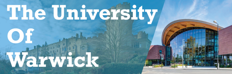 The University of Warwick - Banner