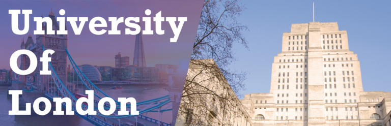 University of London - Banner