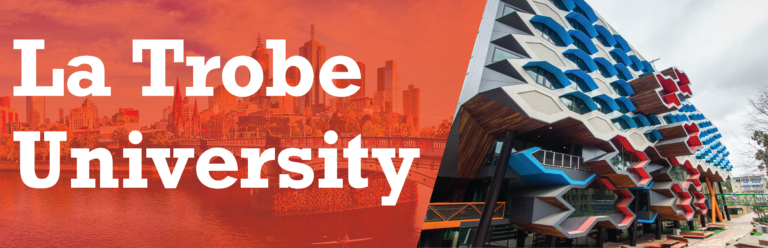 La Trobe University - Banner