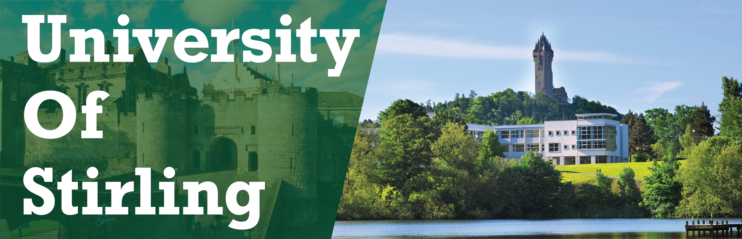 University of Stirling - Banner