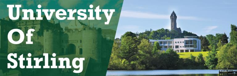 University of Stirling - Banner